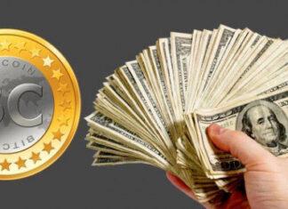 Portfel na bitcoiny